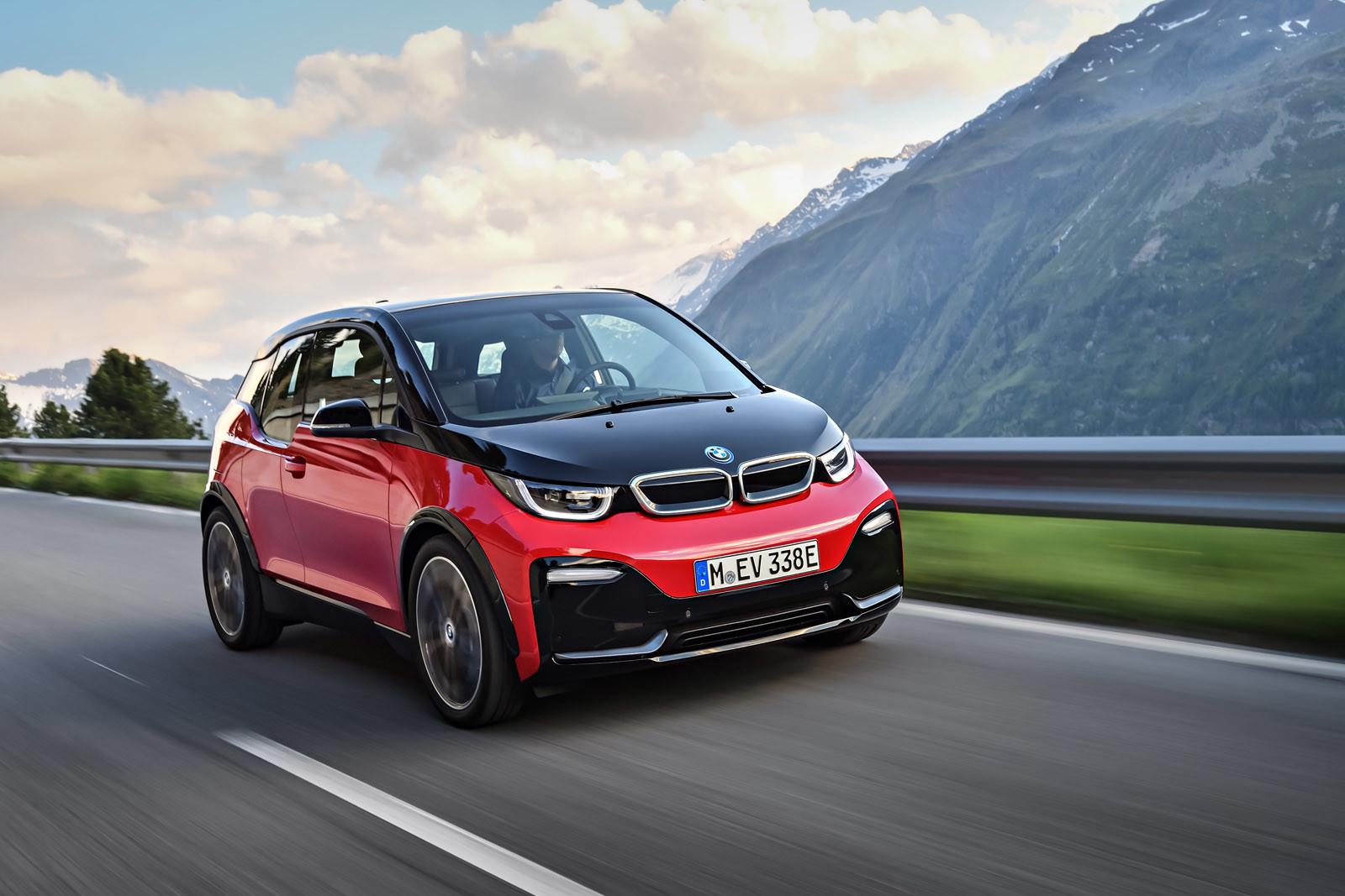 Foto de BMW i3 y i3s 2018 (66/139)