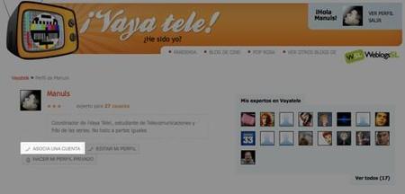 Nuevo registro en ¡Vaya Tele!