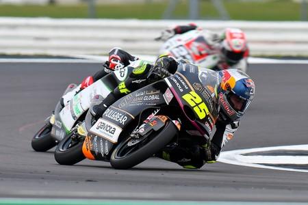 Raul Fernandez Silvestone Moto3 2019