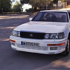 Foto 10 de 11 de la galería lexus-ls-400-1989 en Motorpasión