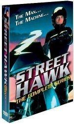 El halcón callejero, en DVD