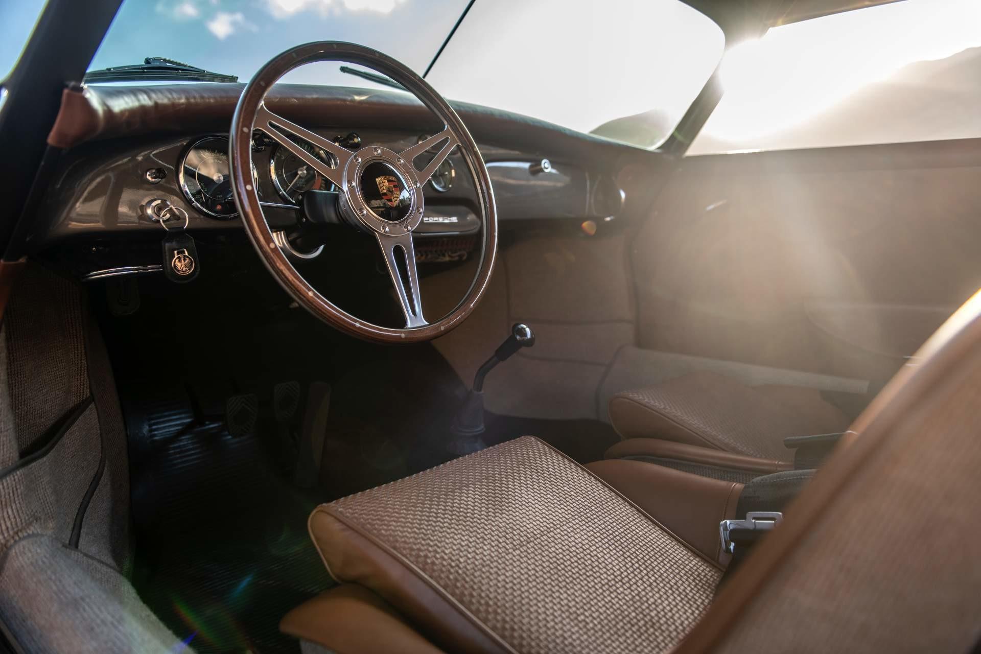 Emory Motorsports Porsche 356 restomod