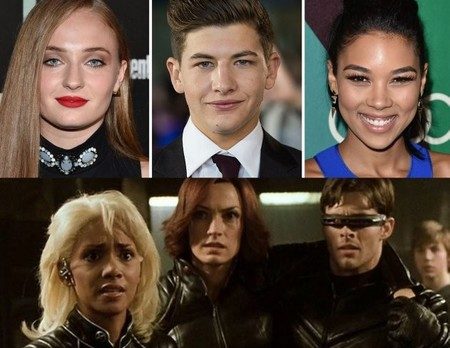 Bryan Singer rejuvenece a Jean Grey, Cíclope y Tormenta en 'X-Men: Apocalypse'