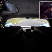 Así fue la vuelta récord completa del NIO EP9 en Nürburgring Nordschleife, en vídeo
