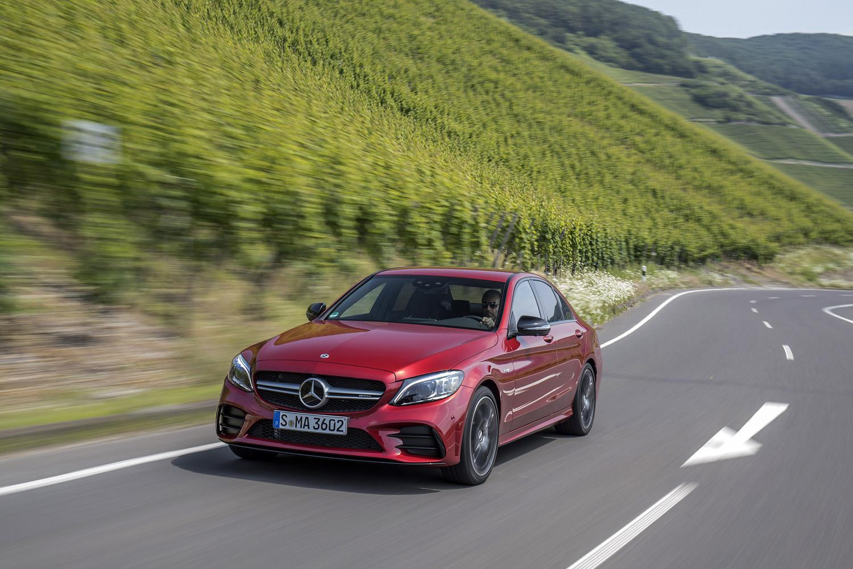 Foto de Mercedes-Benz Clase C 2018, toma de contacto (195/255)