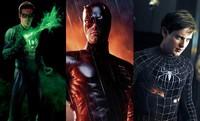 Las peores películas de superhéroes
