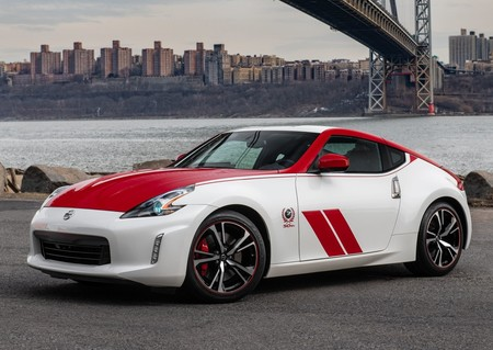 Nissan 370z 50th Anniversary Edition 2020 1600 01