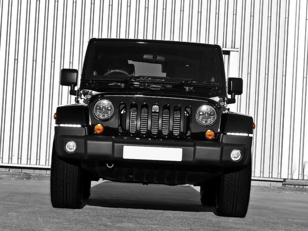 Foto de Kahn Jeep Wrangler Chelsea CJ400 (8/11)