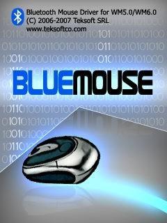 BlueMouse, usa un ratón con tu Pocket PC