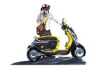 MINI también llevará una scooter eléctrica al Salón de París