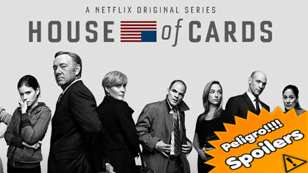 'House of Cards' ha sido una decepción