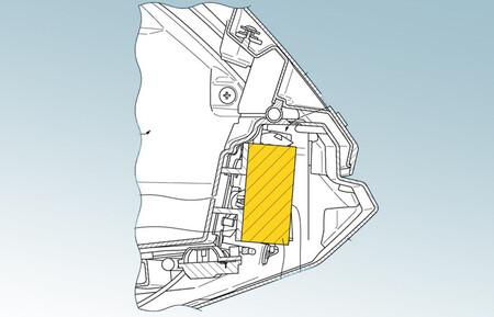 Honda Gold Wing Radar Trasero 2021 1