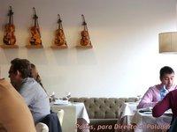 Menú del día de alta calidad. Restaurante La Boheme en Pozuelo de Alarcón