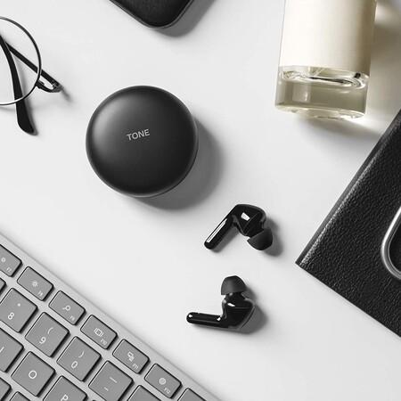 Auriculares True Wireless Con Sonido Meridian Bluetooth 5 0 Estuche De Carga Inalambrico