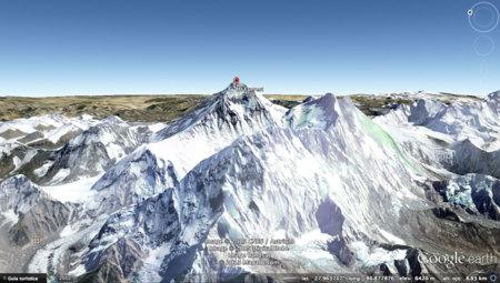Everest Google Earth2