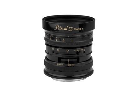 Lomography Petzval 55mm MKII F1.7 Art Lens: otro clásico ruso llega ahora para cámaras mirrorless