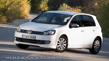 Volkswagen Golf Bluemotion 1.6 TDI, prueba (exterior e interior)