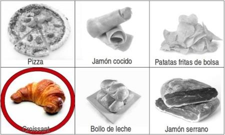 Solución a la adivinanza: el alimento con más colesterol es el croissant