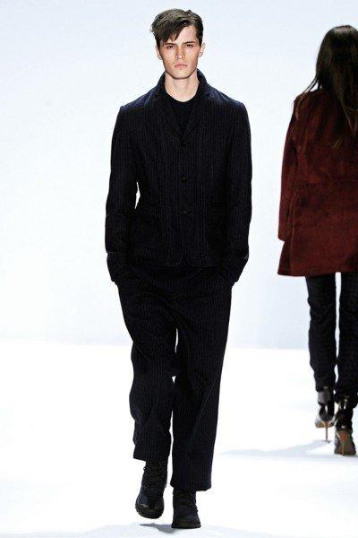 Richard Chai Otoño-Invierno 2012/2013 en la Semana de la Moda de Nueva York