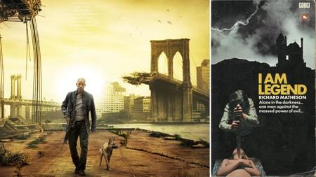 'Soy leyenda': cómo la mejor novela de Richard Matheson se convirtió en la historia post-apocalíptica definitiva