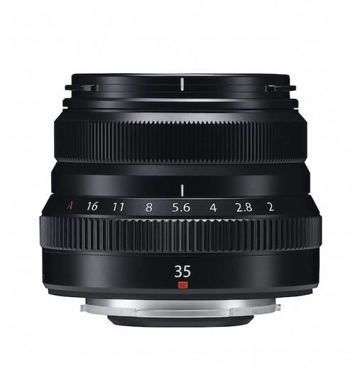 Fujifilm hace oficial el esperado Fujinon XF 35 mm F2 R LM WR y el teleconvertidor XF1.4X TC WR