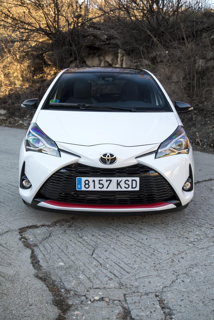 Foto de Toyota Yaris GR Sport - Exteriores (12/31)