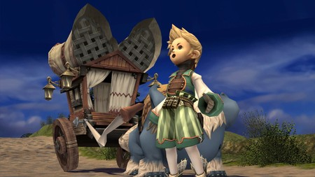 Final Fantasy Crystal Chronicles Remastered Edition retrasa su lanzamiento y se va a verano de 2020