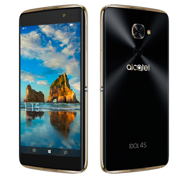 Alcatel Idol 4s Windows® 10