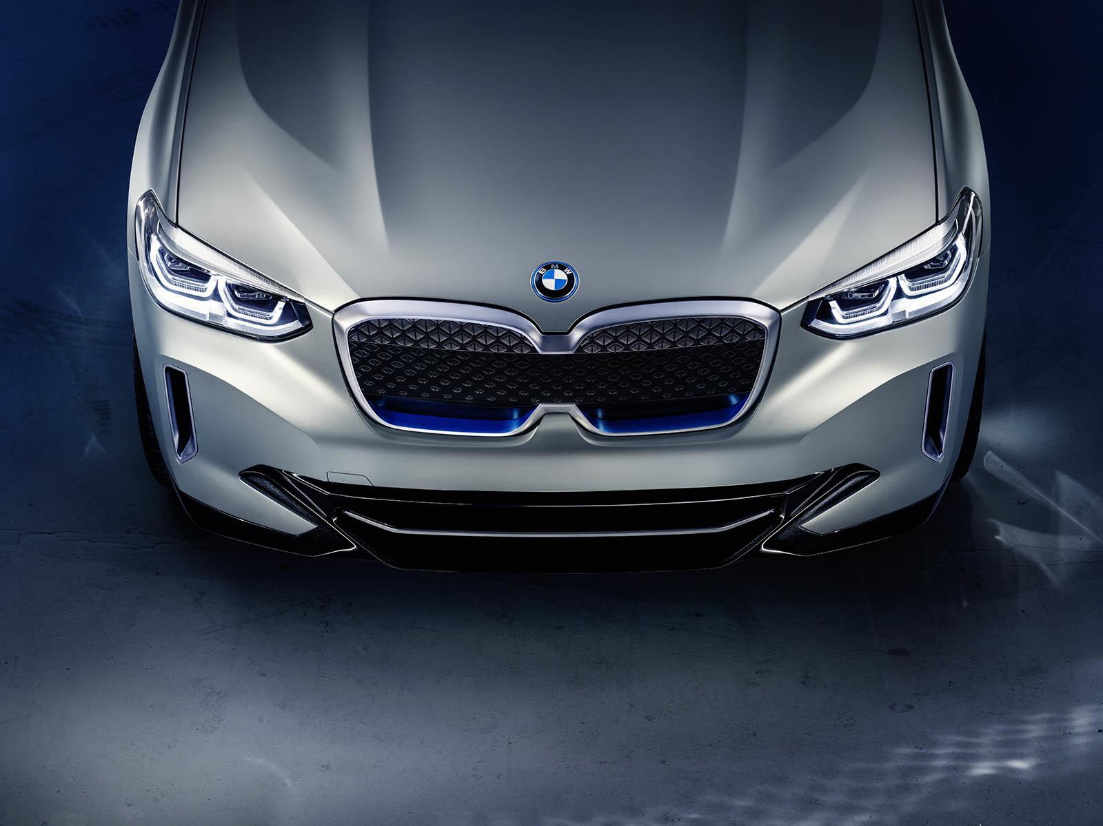 Foto de BMW Concept iX3 (8/8)