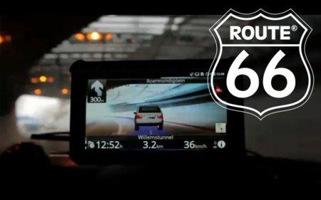 Route 66 aparecerá en Android con mapas 3D y navegación GPS con realidad aumentada
