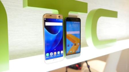 Htc 10 Galaxy S7 Edge