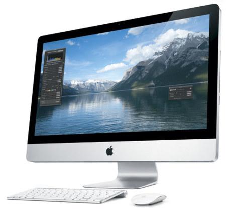 Rediseño del iMac y pantalla anti-reflejos, rumores sobre su renovación