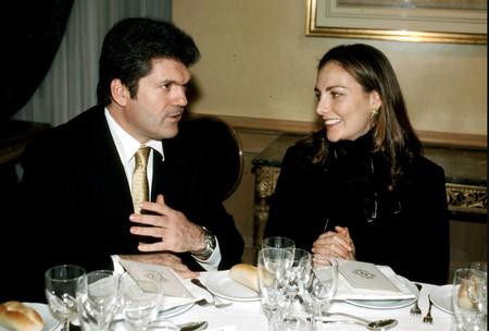 Juan Villalonga Y Adriana Abascal En Una Imagen De Archivo Gtres