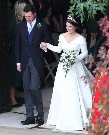 La Princesa Eugenia De York Y Jack Brooksbank Ya Son Marido Y Mujer 2