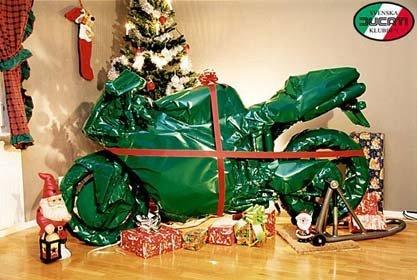Ducati: menudo regalo de Navidad