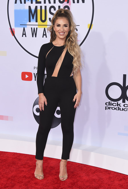Jessie James amas 2018