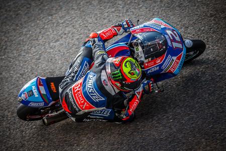 Marco Bezzecchi Moto3 Gp Alemania 2018
