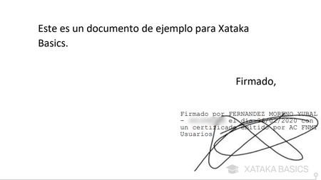 Documento Firmado