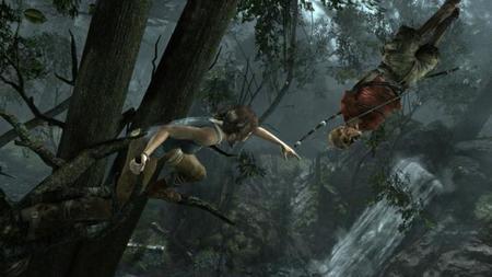 Lara huye de la Navidad. El nuevo 'Tomb Raider' también se va a 2013