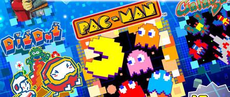 Namco Museum llegará a la Nintendo Switch para traer de regreso varios clásicos retro de los ochenta