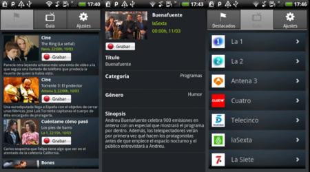 InOutTV lanza SincroGuíaTV para consultar de forma detallada la programación de televisión