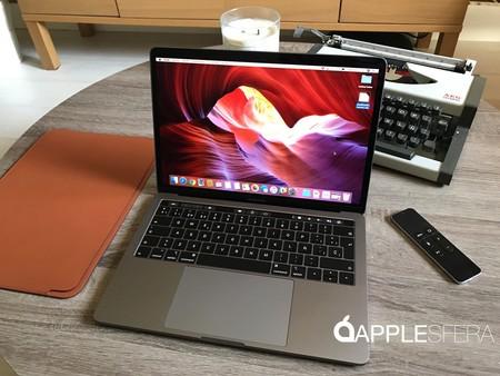 Los primeros tests afirman que el 'parche' de High Sierra finiquita el 'throttling' en los nuevos MacBook Pro