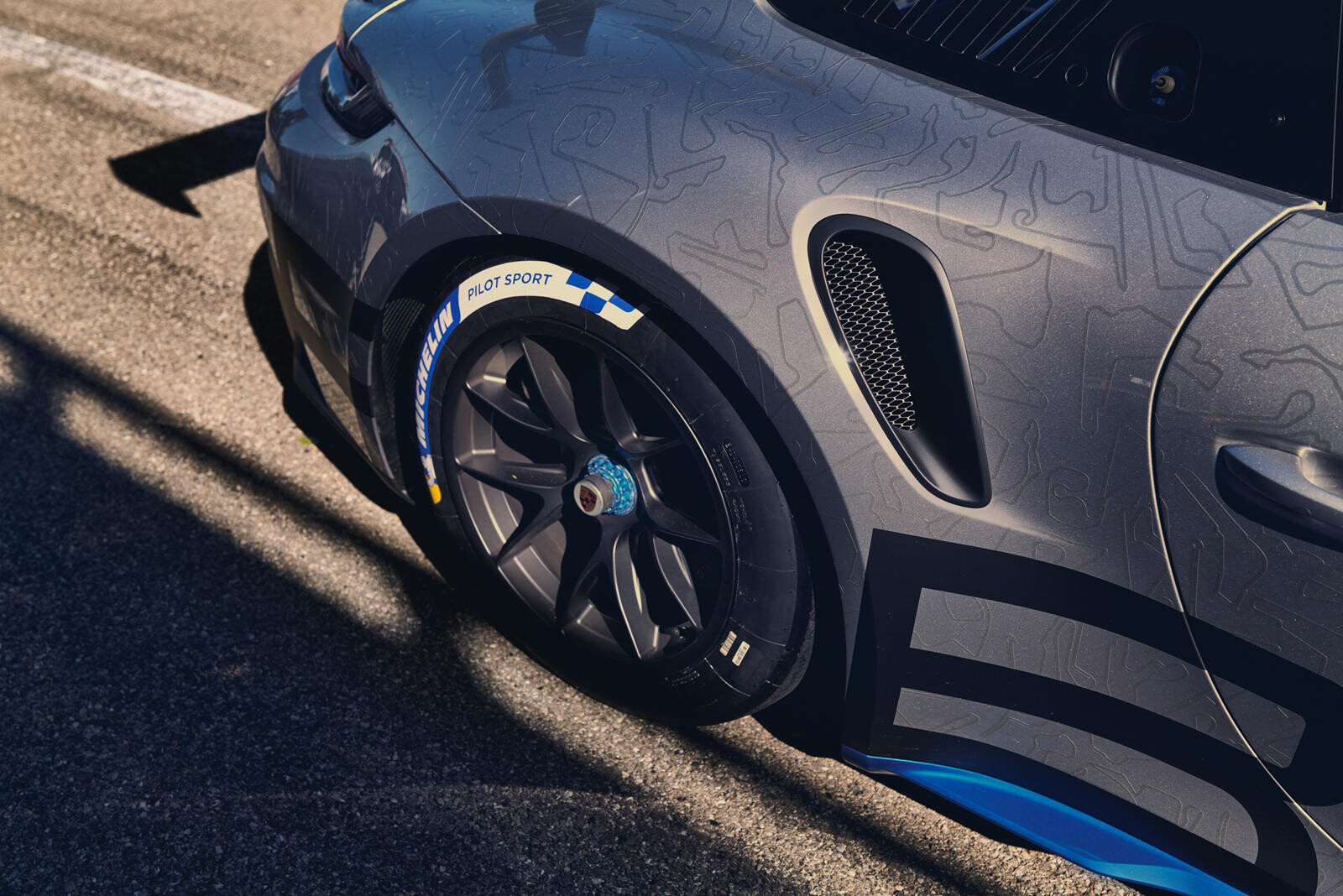 Foto de Porsche 911 GT3 Cup (10/22)