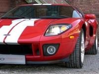 Edo Competition hace aún más mítico al Ford GT