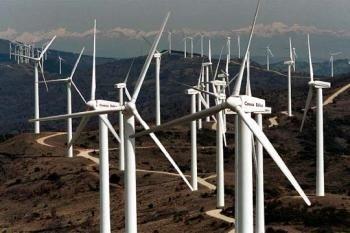 La potencia eólica en Canarias, limitada a 1.028 MW