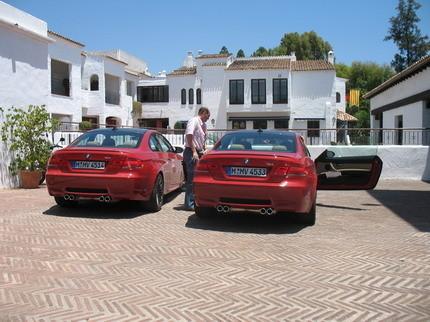 Fotos y vídeos del nuevo BMW M3 en España