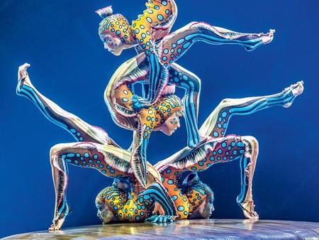 El primer parque temático de Cirque du Soleil lleva un 20 por ciento de avance, Nayarit será su sede, y estará listo para 2020