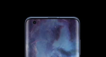 La cámara frontal del Xiaomi Mi 10 Pro