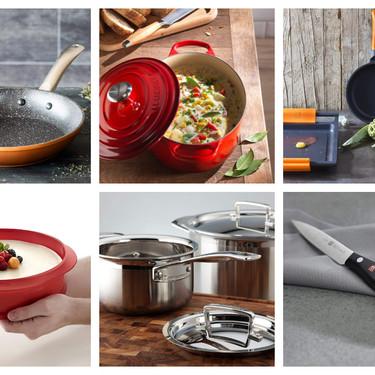 Las mejores ofertas de menaje y herramientas de cocina para las madres que realmente disfrutan en los fogones