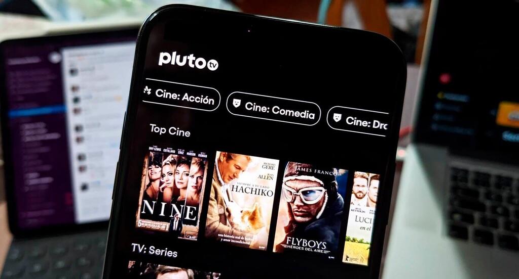Aplicaciones para visualizar películas y series gratis: Pluto TV, Vix, Rakuten TV...